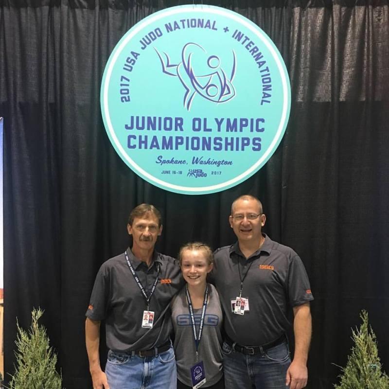 US Judo Nationals – Gorilla Booster Club